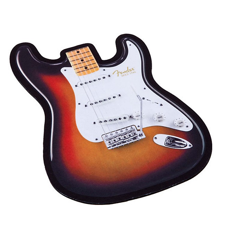 FenderStratocaster Body Mouse Pad