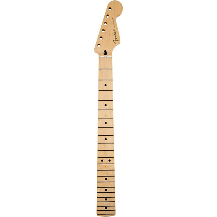FenderStratocaster Replacement Neck with Maple Fretboard