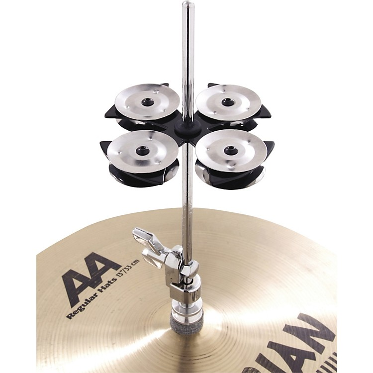 Factory Metal Percussion Street FX Hi-hat Jingler | Music123