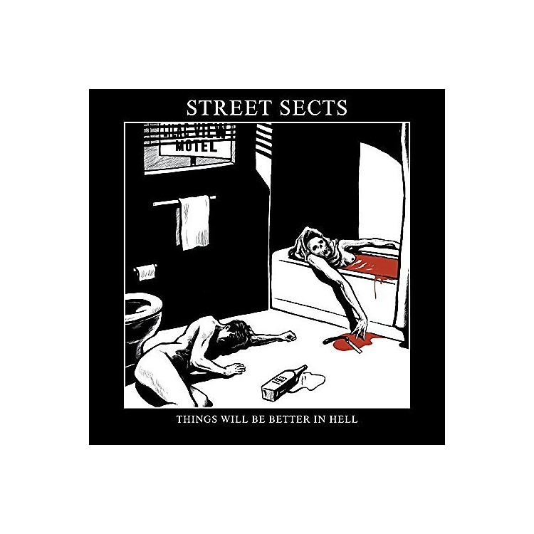 AllianceStreet Sects - Things Will Be Better In Hell