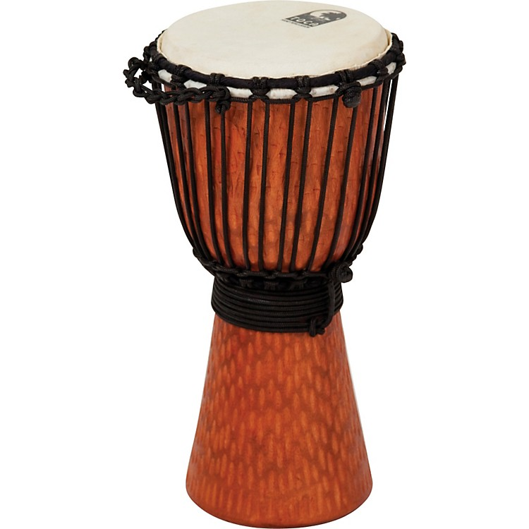 Toca Street Series Djembe Small Cherry