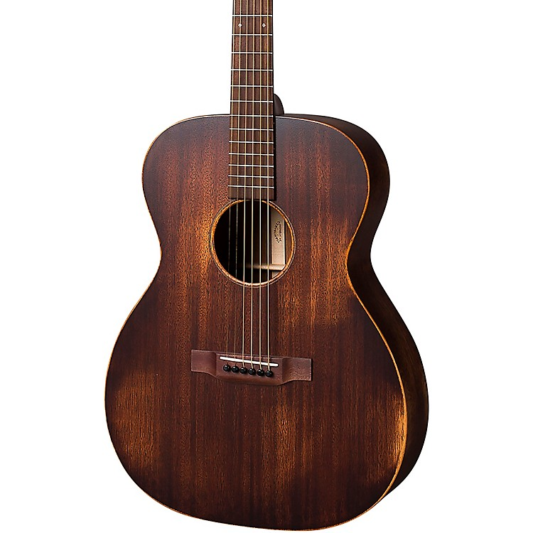 MartinStreetMaster Series D-15M Dreadnought Left-Handed Acoustic GuitarNatural