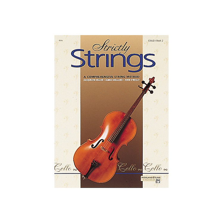 AlfredStrictly Strings Level 2 Cello