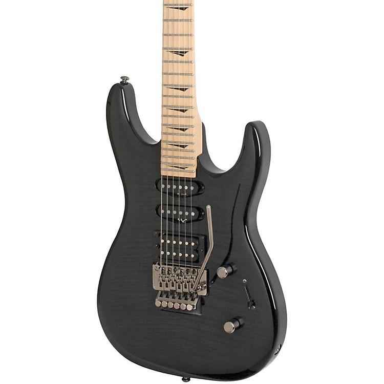KramerStriker 211 Custom Electric GuitarTransparent Black