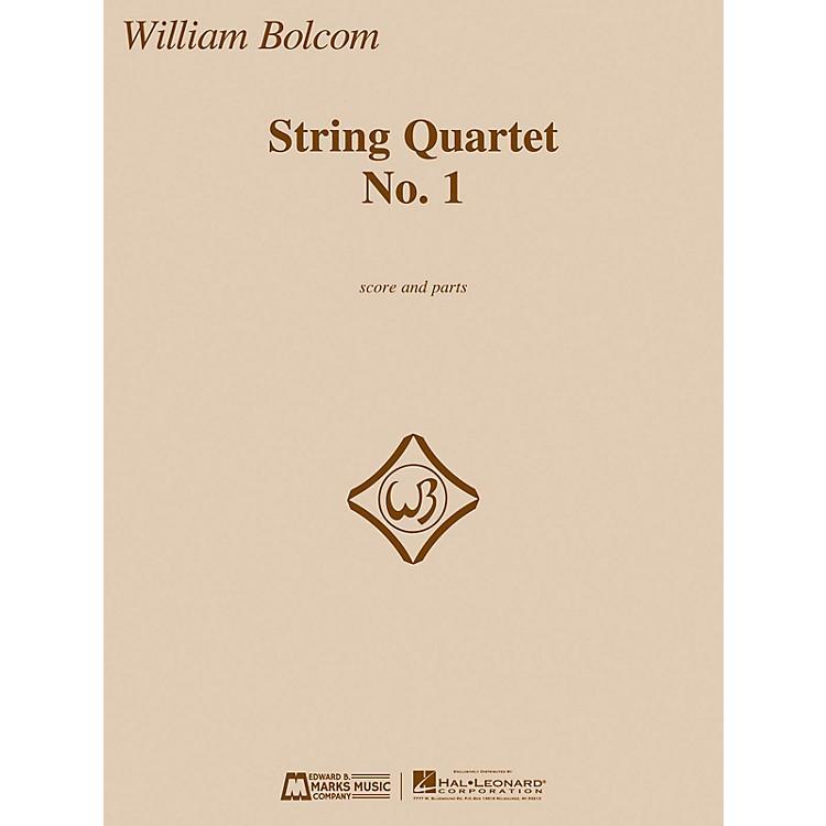 Edward B. Marks Music CompanyString Quartet No. 1 E.B. Marks Series Composed by William Bolcom