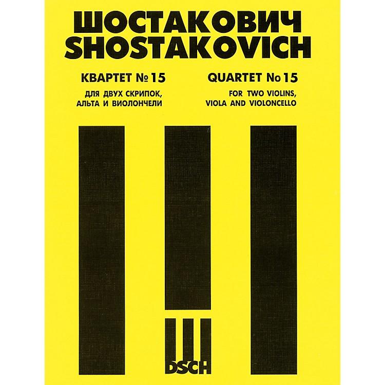 DSCHString Quartet No. 15, Op. 144 (Score) DSCH Series Composed by Dmitri Shostakovich