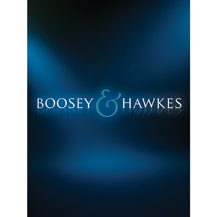 Boosey and Hawkes String Quartet No. 4 (Set of Parts) Boosey & Hawkes Chamber Music Series Composed by Elliott Carter