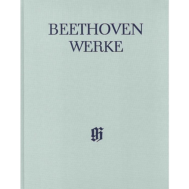 G. Henle Verlag String Quartets III Henle Complete Edition Series Hardcover Composed by Ludwig van Beethoven