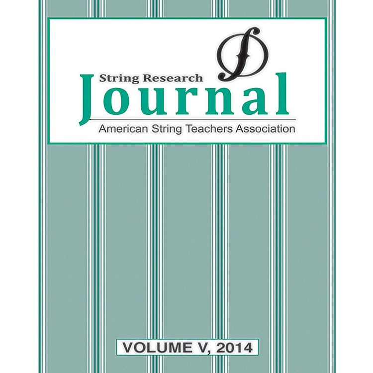 Alfred String Research Journal: Volume V, 2014 Book