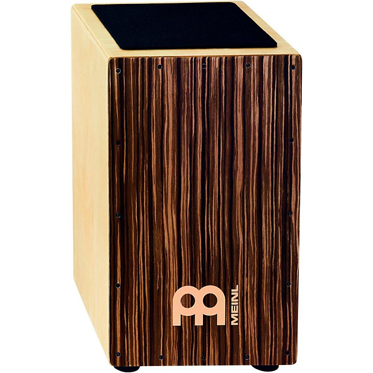 Meinl Striped Umber String Cajon  Medium