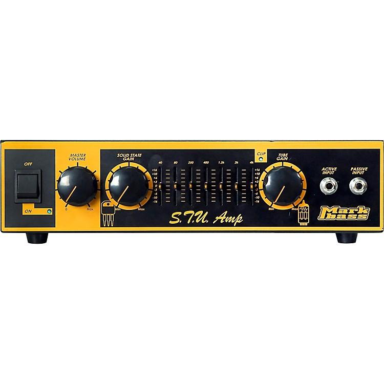 MarkbassStu Amp 1000 Stu Hamm Signature 1,000W Bass Amp Head