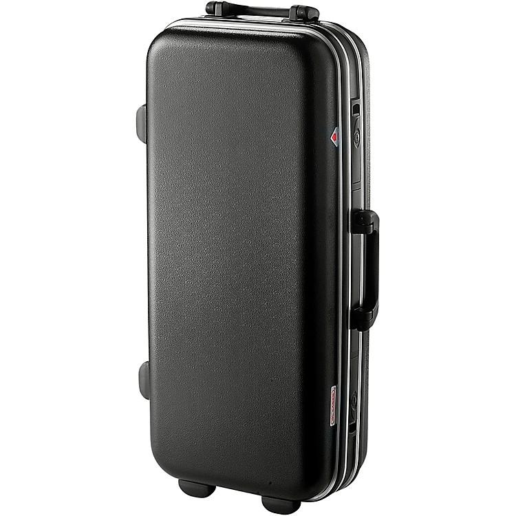 GL CasesStudent Alto Saxophone Black ABS Case