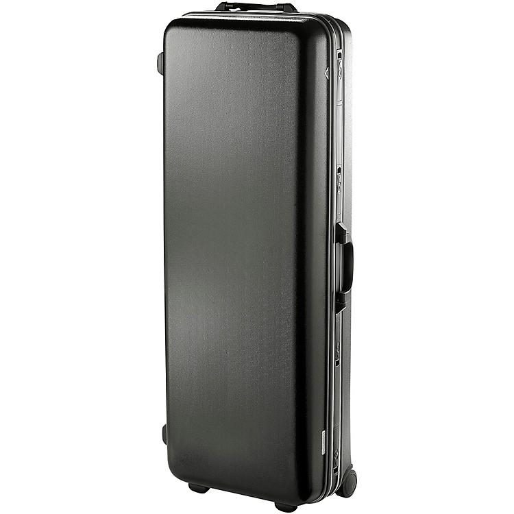 GL CasesStudent Baritone Saxophone Black ABS Case