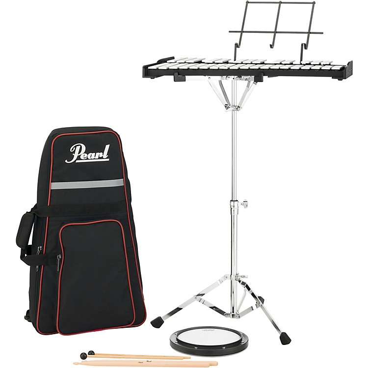 PearlStudent Bell Kit w/Backpack Case8 in.