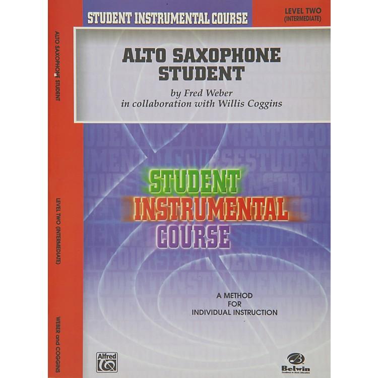 AlfredStudent Instrumental Course Alto Saxophone Student Level II