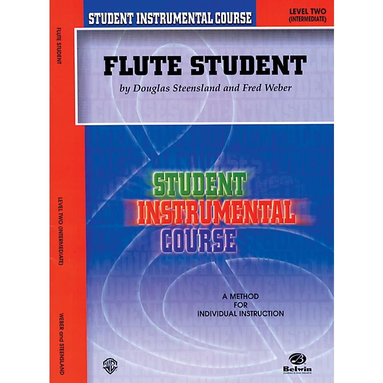 AlfredStudent Instrumental Course Flute Student Level II