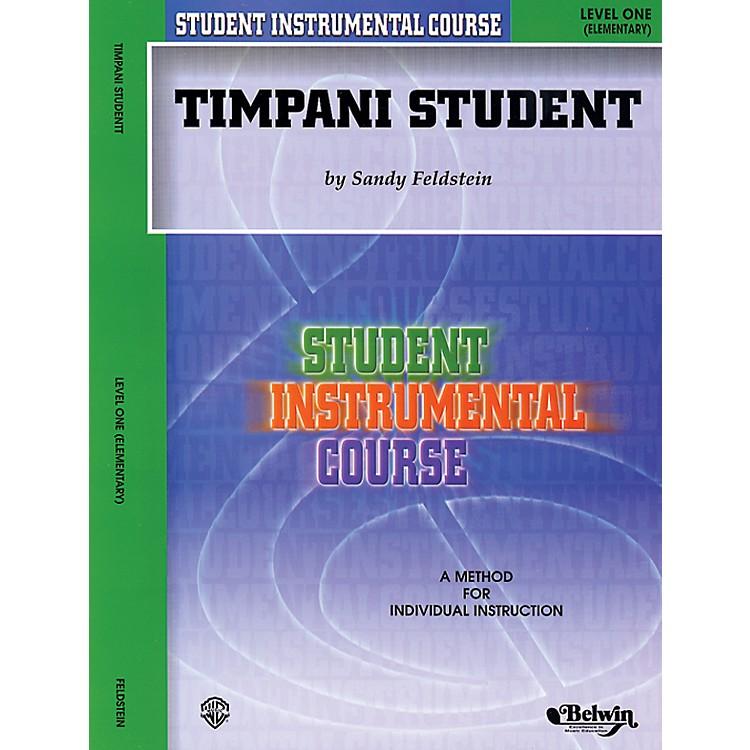 AlfredStudent Instrumental Course Timpani Student Level 1 Book