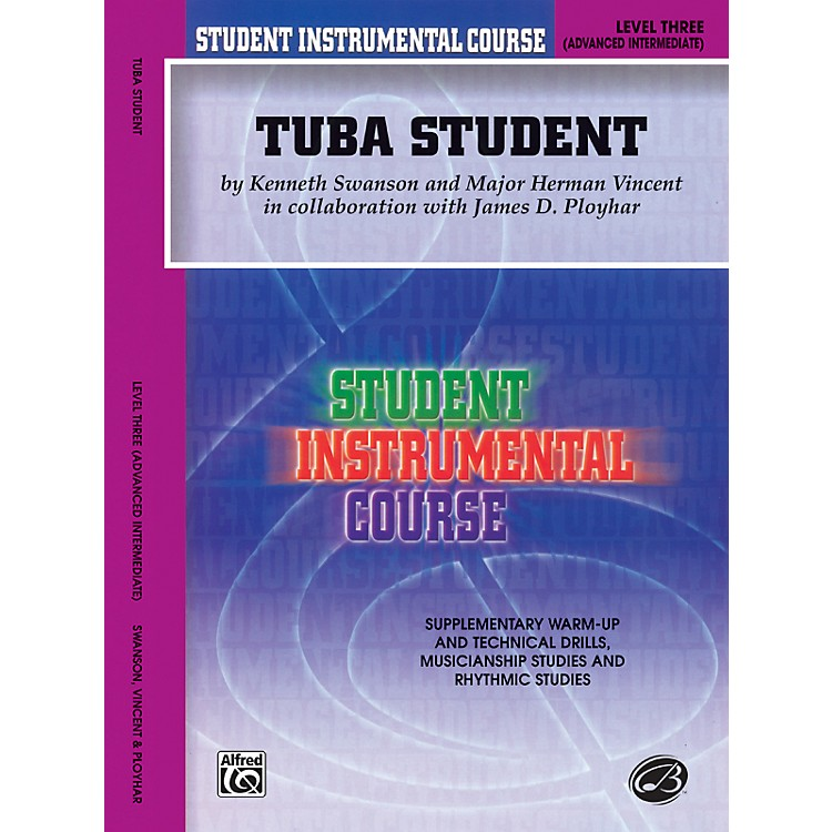 Alfred Student Instrumental Course Tuba Student Level III