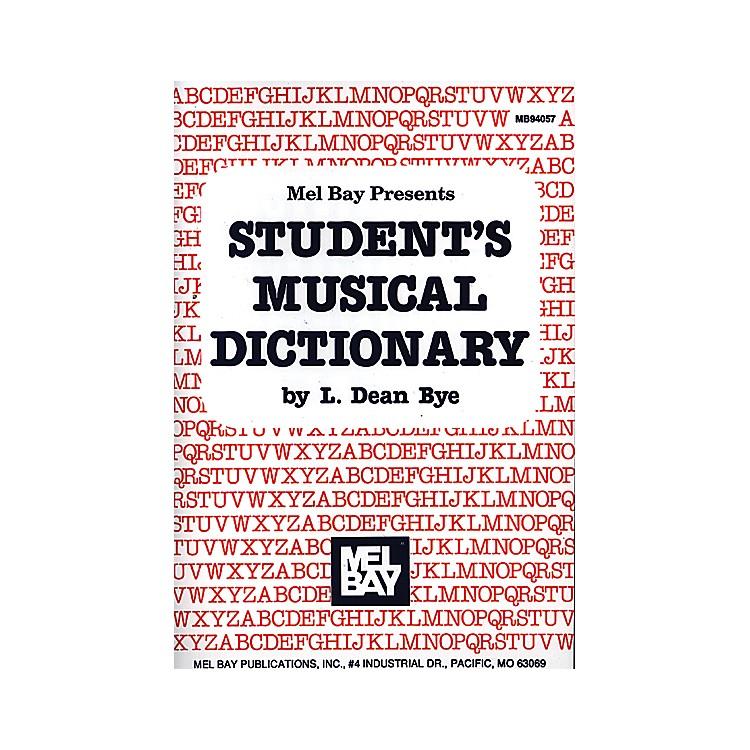 Mel BayStudent's Musical Dictionary