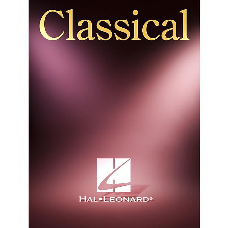 Hal LeonardStudi (chiesa) Suvini Zerboni Series