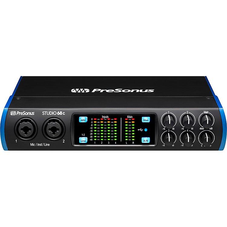 PreSonusStudio 68c USB-C 6x6 Audio/MIDI Interface