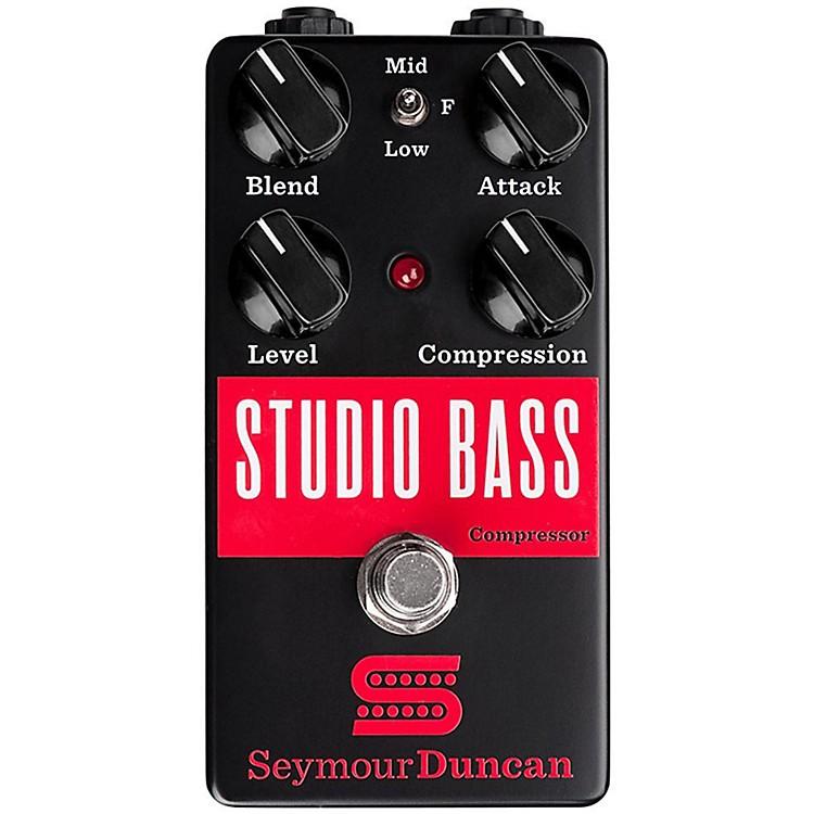 Seymour DuncanStudio Bass Compressor Effects Pedal