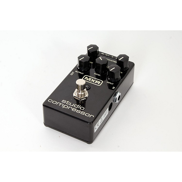 MXRStudio Compressor Effects Pedal888365911205