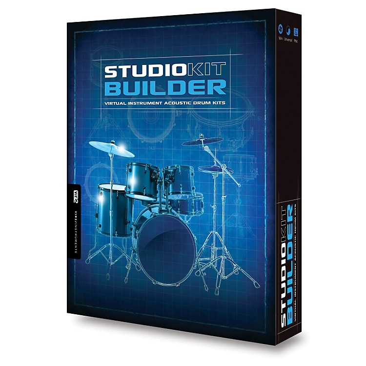 Big FishStudio Kit Builder (Kontakt Player 5/Plug-in)