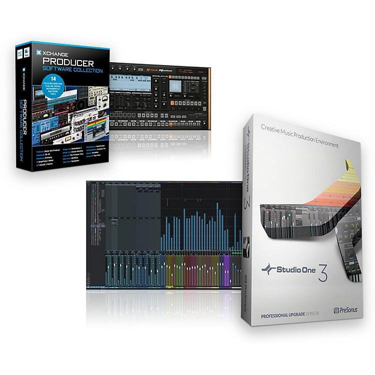 PreSonusStudio One 3.2 Professional Producer Bundle