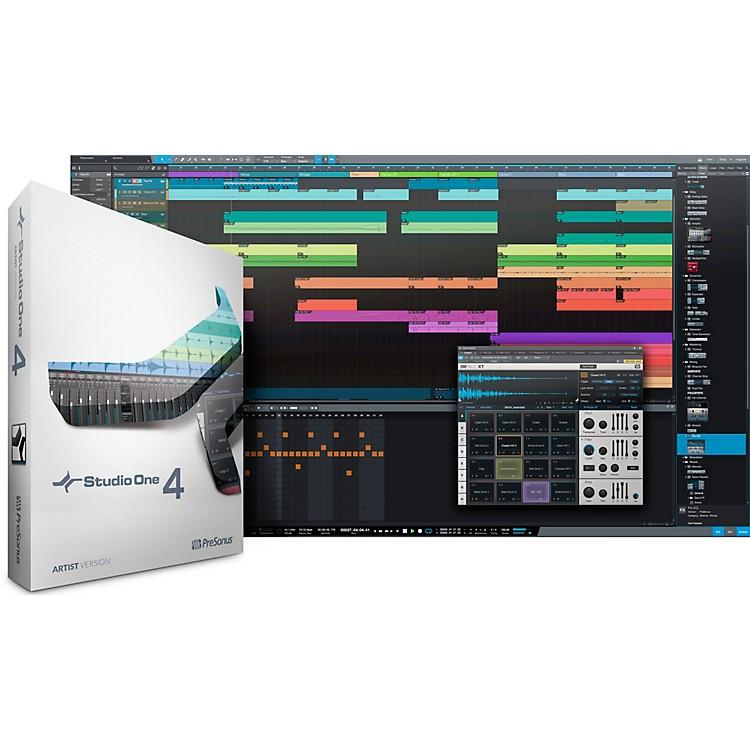 PreSonusStudio One 4 Artist Boxed Version