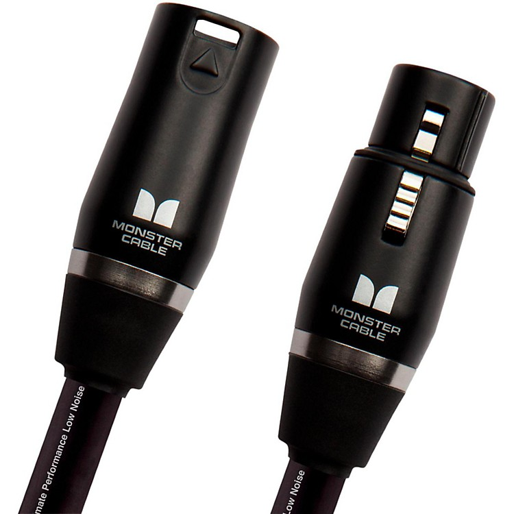 Monster CableStudio Pro 2000 XLR Microphone Cable10 ft.