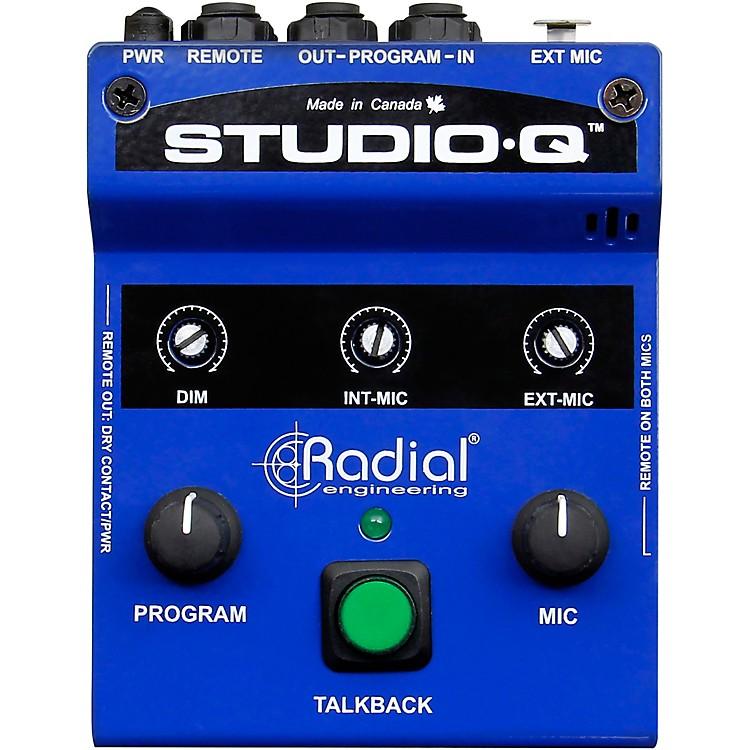 Radial EngineeringStudio-Q Desktop Cue & Talkback Controller