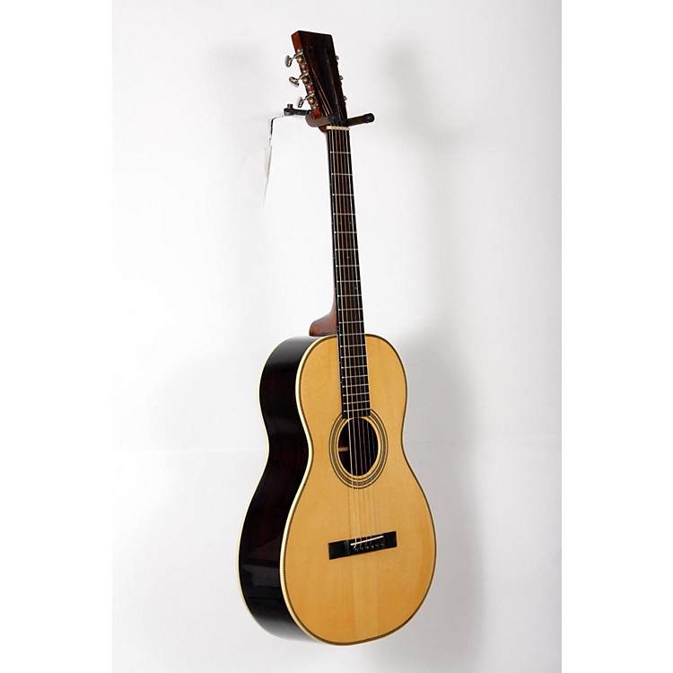 Recording King Studio Series 12 Fret O-Style Adirondack/Rosewood Acoustic Guitar Natural 888365854571