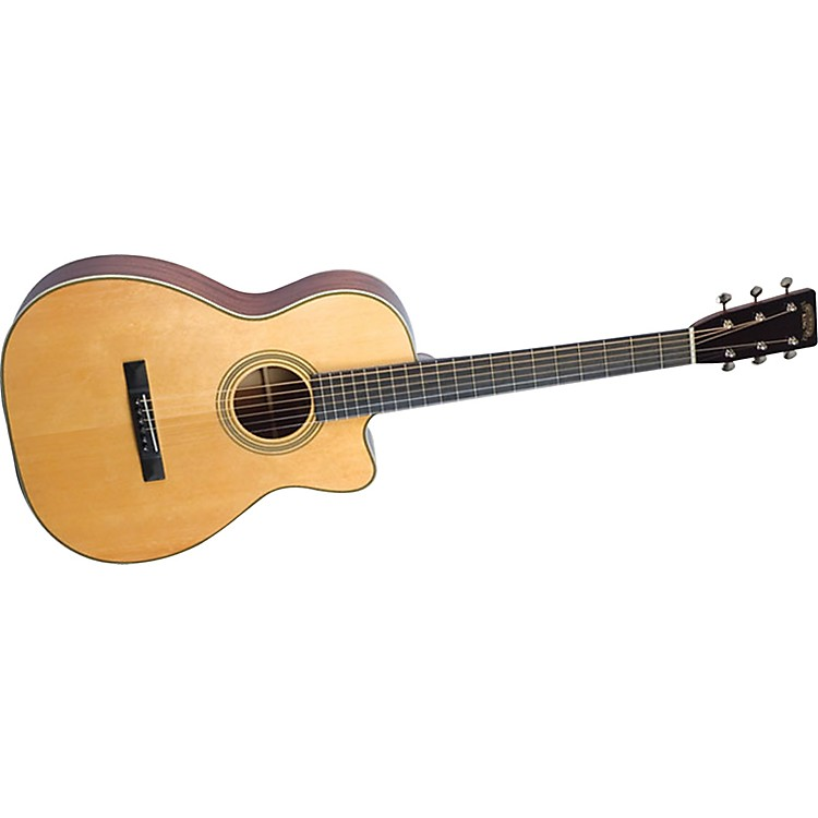 Recording KingStudio Series 12 Fret OO Acoustic Guitar