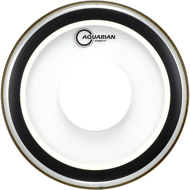 Aquarian Studio-X Power Dot Drumhead  6 in.