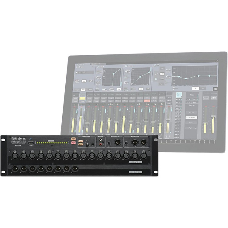 PreSonusStudioLive RM16 AI Rack Mount Mixer