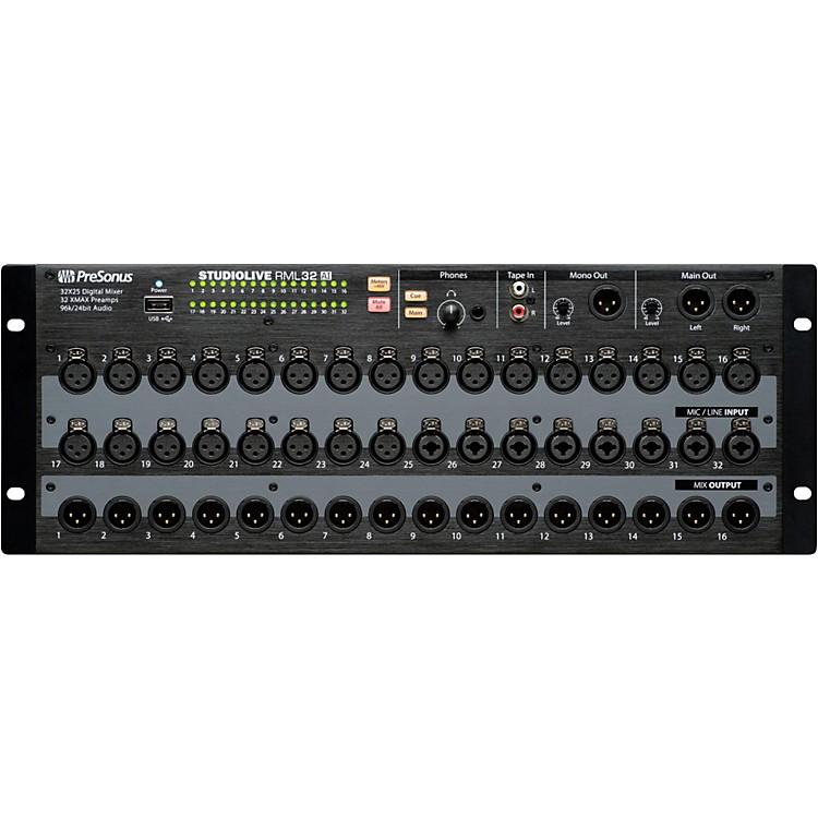 PreSonusStudioLive RML 32AI 32-Channel Rackmount Digital Mixer