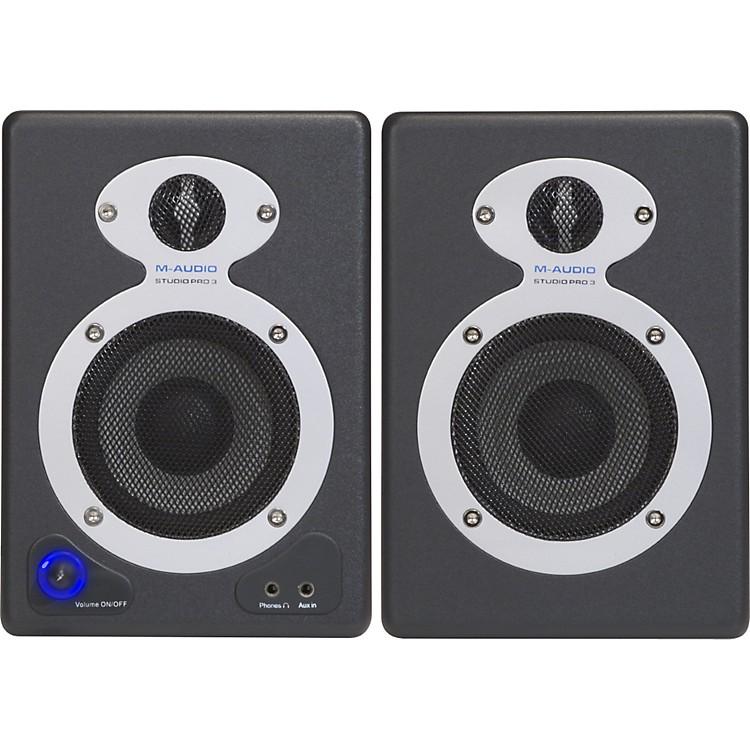 M-AudioStudioPro 3 Desktop Audio Monitors