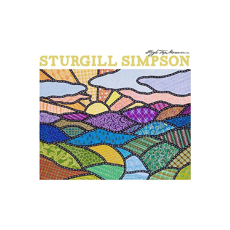 Alliance Sturgill Simpson - High Top Mountain