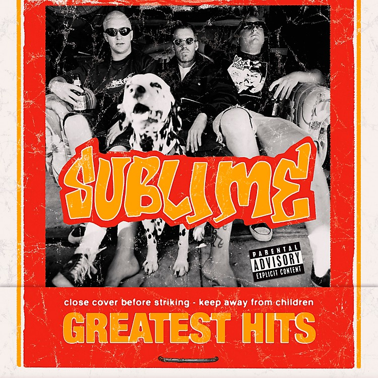 Universal Music GroupSublime - Greatest Hits LP