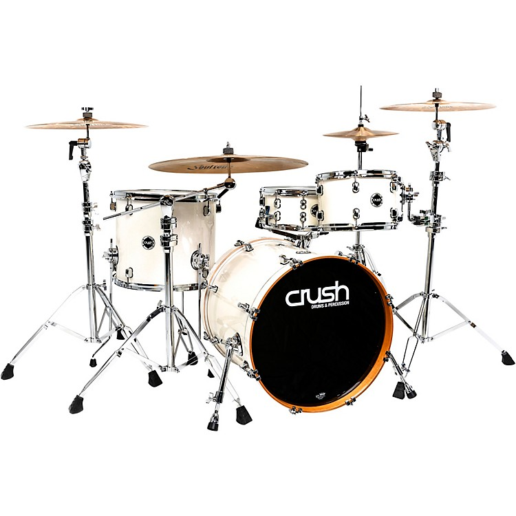 Crush Drums & PercussionSublime E3 Maple 4-Piece Shell Pack with 20x18
