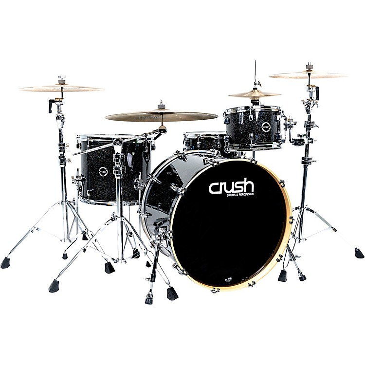 Crush Drums & PercussionSublime E3 Maple 4-Piece Shell Pack with 24x17