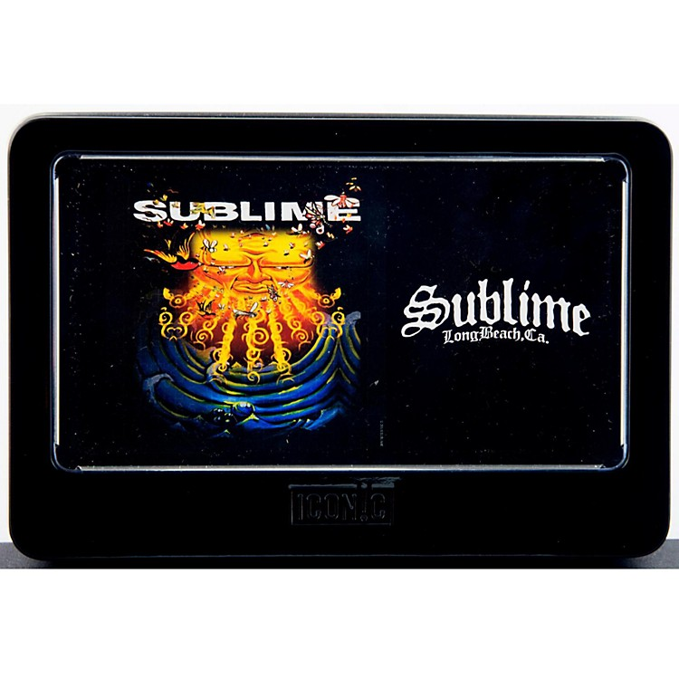 Iconic Concepts Sublime Everything Under The Sun 3D Lenticular Jigsaw Puzzle in Tin Box