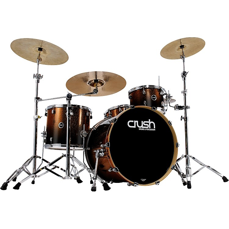 Crush Drums & PercussionSublime Maple 4-Piece Shell Pack w/ 20