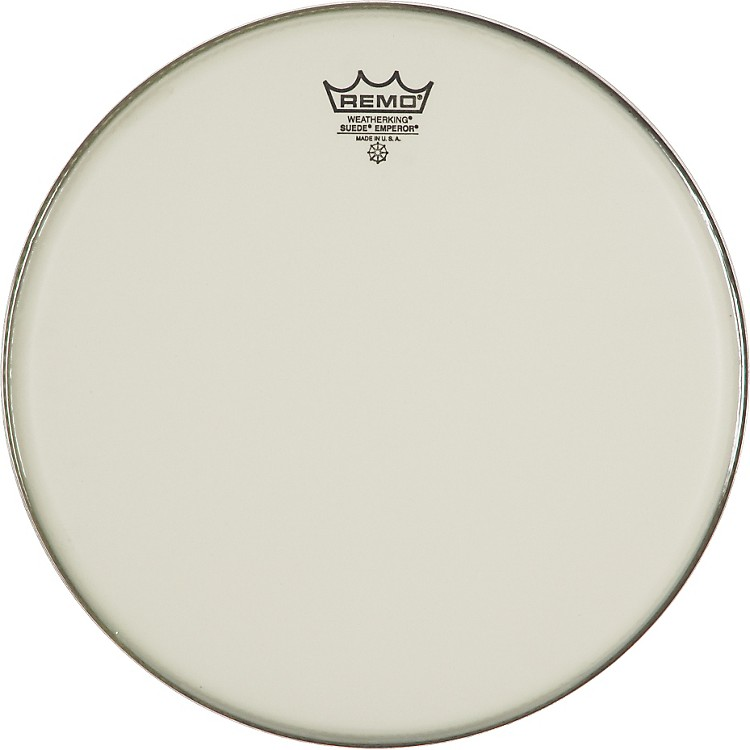 Remo Suede Emperor Drum Heads 8 in.