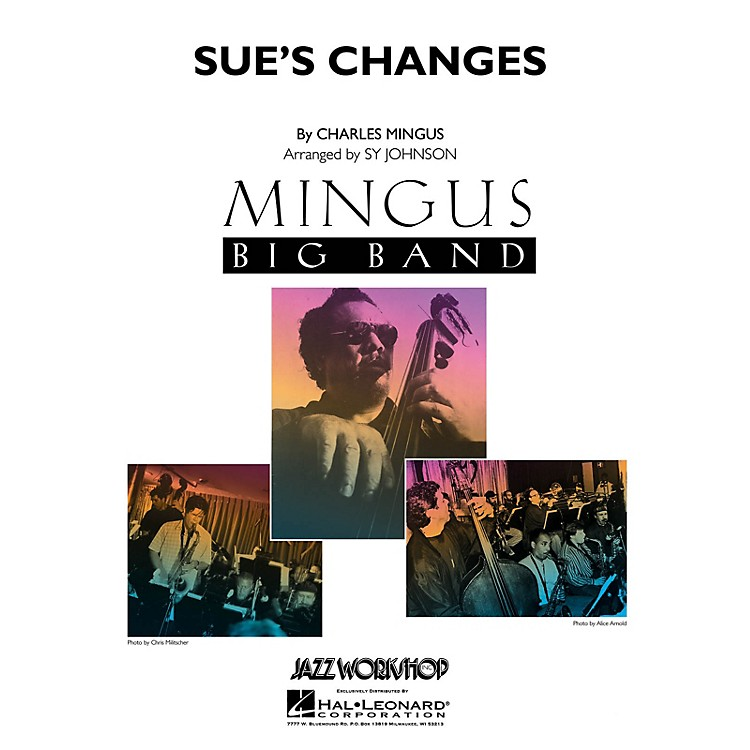 Hal LeonardSue's Changes Jazz Band Level 5 Arranged by Sy Johnson