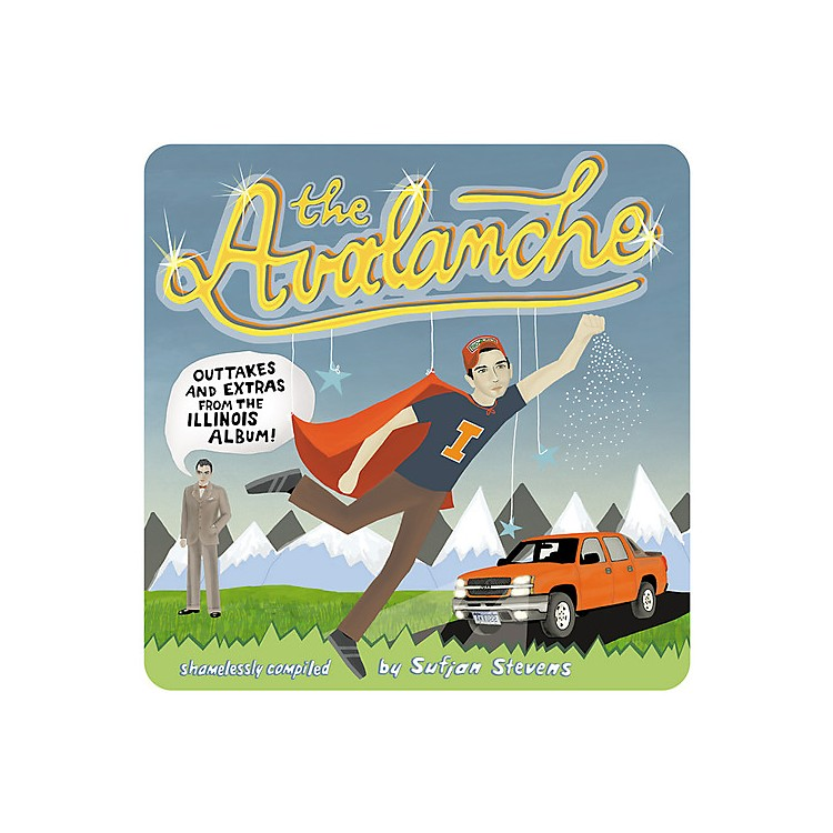Alliance Sufjan Stevens - Avalanche