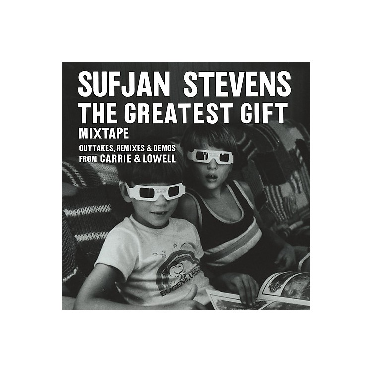 Alliance Sufjan Stevens - Greatest Gift (translucent Yellow Vinyl)