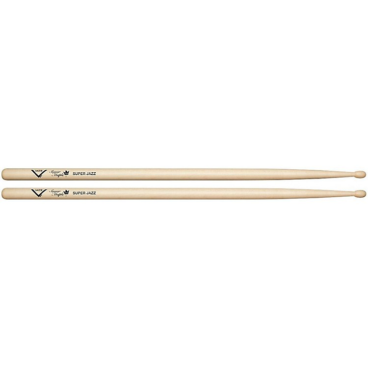 Vater Sugar Maple Drum Stick Super Jazz  Wood