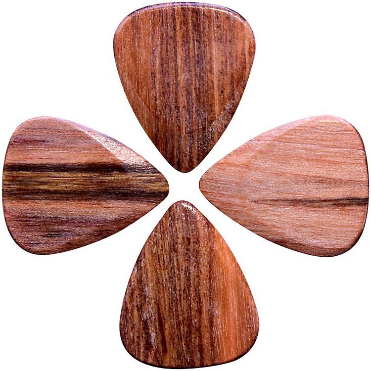 Timber TonesSugar Maple Guitar Picks, 4-Pack